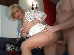 Blonde German Milf Heidi