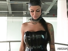 Angelina Valentine in Domination of Veronica Avluv
