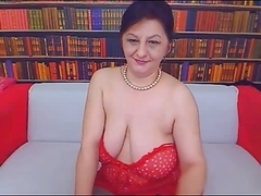 Big tit mom on webcam 2